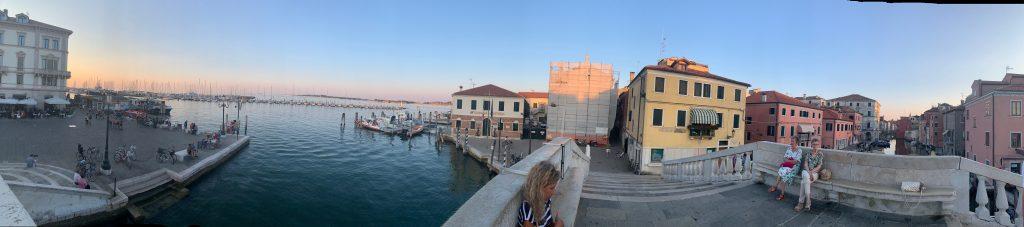 Panorama von Chioggia